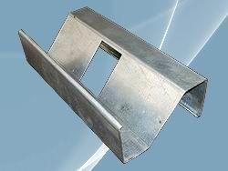m型减震龙骨